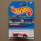 Hot Wheels 1999 Collector Series Chaparral 2 (red)