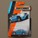 Matchbox 2014 MBX Adventure City BMW M1 (blue)