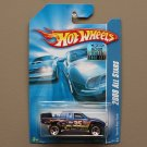 Hot Wheels 2008 HW All Stars Toyota Baja Truck (blue)