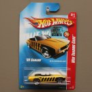 Hot Wheels 2008 Web Trading Cars '69 Camaro (yellow)