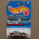 Hot Wheels 1999 Collector Series '97 Corvette (black)