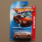 Hot Wheels 2008 Web Trading Cars AMG-Mercedes Benz CLK DTM (orange)