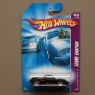 Hot Wheels 2008 Team Exotics Porsche Carrera GT (black)