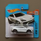 Hot Wheels 2015 HW City Lamborghini Urus (white)