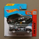 Hot Wheels 2015 HW Race BMW E36 M3 Race (black)