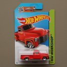 Hot Wheels 2015 HW Workshop '52 Chevy (red)