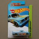 Hot Wheels 2015 HW Workshop '63 Studebaker Champ (blue)