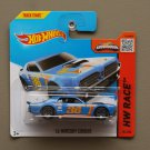Hot Wheels 2015 HW Race '68 Mercury Cougar (blue)