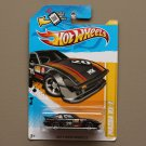 Hot Wheels 2012 New Models Mazda RX-7 (black)