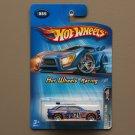 Hot Wheels 2005 HW Racing Ford Escort Rally (blue)