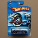 Hot Wheels 2006 Dropstars Nissan Skyline GT-R (R32) (blue)