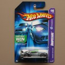 Hot Wheels 2006 Dropstars Nissan Skyline GT-R (R32) (grey)