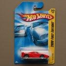 Hot Wheels 2008 First Editions Ferrari FXX (red)