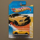 Hot Wheels 2011 HW Premiere '10 Ford Shelby GT-500 Super Snake (yellow)