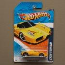 Hot Wheels 2011 Nightburnerz Enzo Ferrari (yellow)