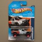 Hot Wheels 2011 HW Performance Sandblaster (Ford Raptor) (grey) (SEE CONDITION)