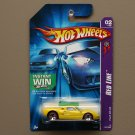 Hot Wheels 2006 Red Line Ford GT-40 (yellow)