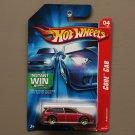 Hot Wheels 2007 Code Cars Audacious (red)
