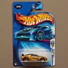 Hot Wheels 2004 First Editions Lotus Sport Elise (gold)