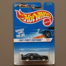 Hot Wheels 1997 First Editions Mercedes Benz C-Class (black) (SEE CONDITION)