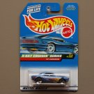 Hot Wheels 1999 X-Ray Cruiser Series '67 Camaro (blue) (SEE CONDITION)