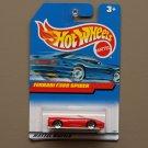 Hot Wheels 1999 Collector Series Ferrari F355 Spider (red)