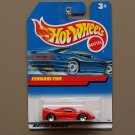 Hot Wheels 1999 Collector Series Ferrari F50 (red)