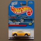 Hot Wheels 1999 Collector Series Ferrari 348 (yellow)