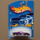 Hot Wheels 2001 Collector Series Ford GT-40 (purple)