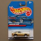 Hot Wheels 1999 Collector Series Porsche 928 (champagne) (SEE CONDITION)