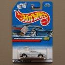 Hot Wheels 1999 Collector Series 25th Anniversary Lamborghini Countach (silver) (SEE CONDITION)