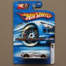Hot Wheels 2006 First Editions Porsche Carrera GT (silver) (Faster Than Ever)