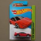 Hot Wheels 2015 HW Workshop '90 Acura NSX (red)