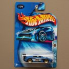 Hot Wheels 2004 Roll Patrol Pikes Peak Toyota Celica (blue)