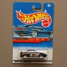 Hot Wheels 2000 Kung Fu Force Series Toyota MR2 (black) (SEE CONDITION)