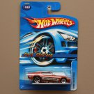 Hot Wheels 2005 Collector Series '71 Mustang Funny Car (orange)