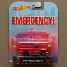 Hot Wheels 2015 Retro Entertainment Rapid Responder (Emergency!)