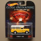 Hot Wheels 2015 Retro Entertainment Ford F-250 (Close Encounters Of The Third Kind)