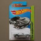 Hot Wheels 2015 HW Workshop '14 Corvette Stingray Convertible (grey)