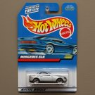 Hot Wheels 1999 Collector Series Mercedes SLK (grey)