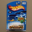 Hot Wheels 2002 Collector Series Lexus SC400 (gold)