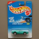 Hot Wheels 1996 Collector Series Street Beast (BMW M1) (teal)