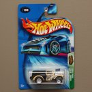 Hot Wheels 2004 Treasure Hunts Morris Wagon (chrome Real Riders wheel variation)