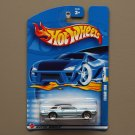 Hot Wheels 2002 Collector Series '68 Mercury Cougar (pearlescent blue)