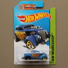 [WHEEL ERROR] Hot Wheels 2015 HW Workshop Pass 'N Gasser (blue)