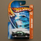 Hot Wheels 2007 Track Stars Subaru Impreza WRX (black)