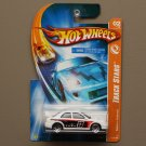 Hot Wheels 2007 Track Stars Subaru Impreza WRX (white)