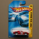 Hot Wheels 2007 New Models Ferrari 250 LM (red)