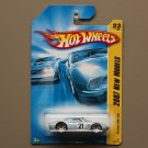 Hot Wheels 2007 New Models Ferrari 250 LM (pearlescent blue)