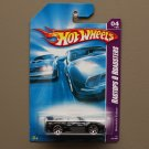 Hot Wheels 2007 Ragtops & Roadsters Mitsubishi Eclipse (black)